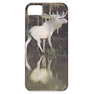White Moose iPhone 5 Covers