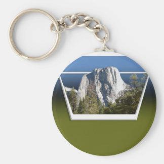 White Mountain Key Ring