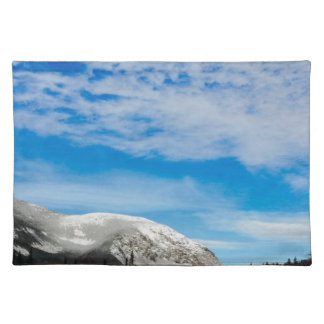 White Mountains Big Blue Sky Placemat
