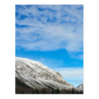 White Mountains New Hampshire Postcard