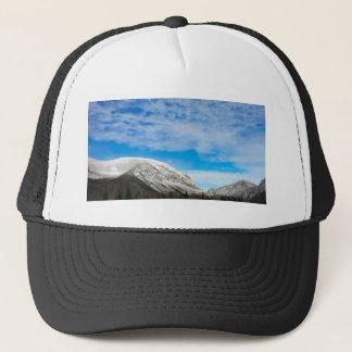 White Mountains New Hampshire Trucker Hat