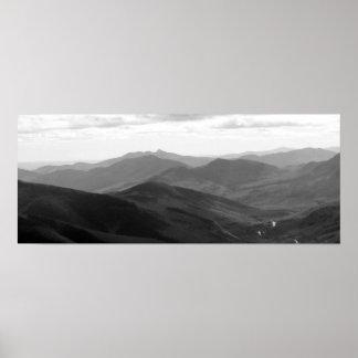 White Mountains, NH Poster