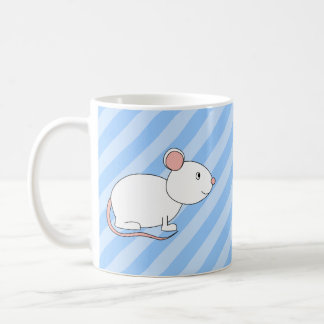 White Mouse. Coffee Mugs