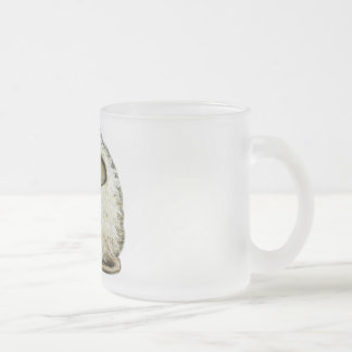 white mouse coffee mug