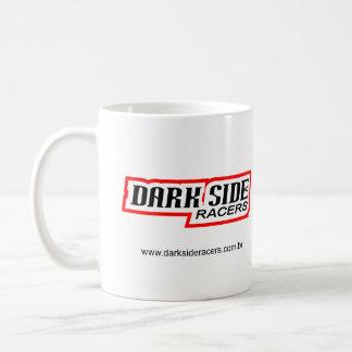 White mug Dark Side Racers