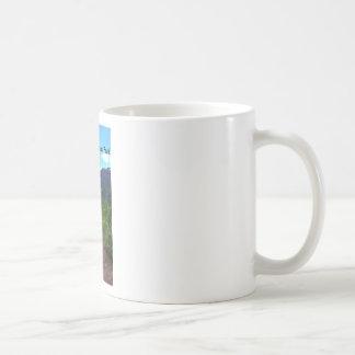 White Mug Glacier National Park Design Photo