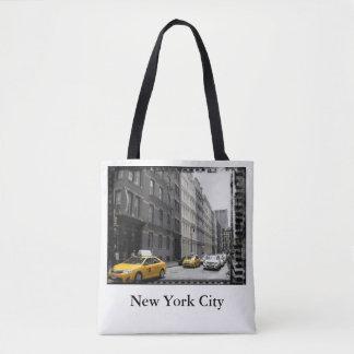 White New York City Bag
