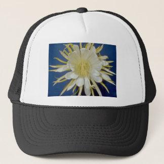 white Night blooming cereus (Hylocereus undatus) f Trucker Hat
