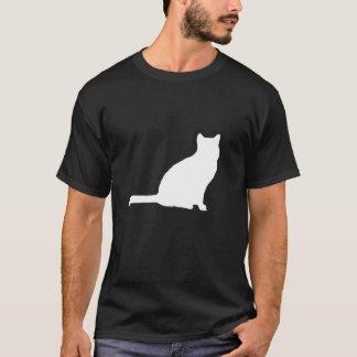 White Ninja...Cat? T-Shirt