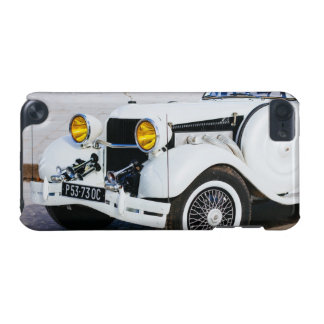 White Oldtimer iPod Touch (5th Generation) Covers