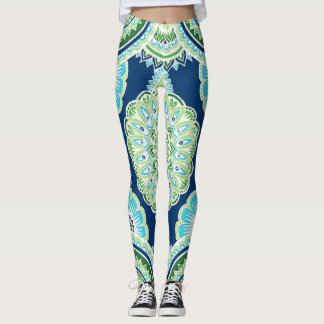 White on Cardboard Color 1 Leggings