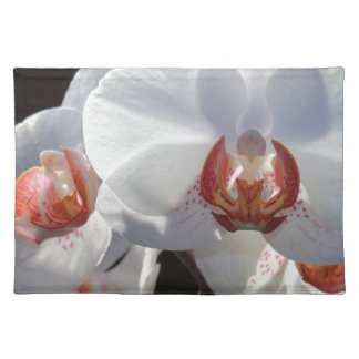 White Orchid Placemat