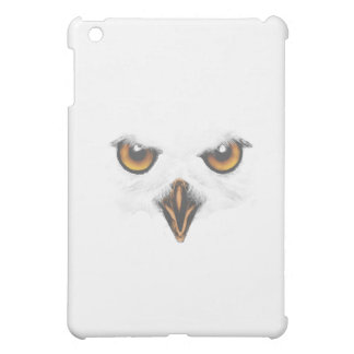White Owl iPad Case