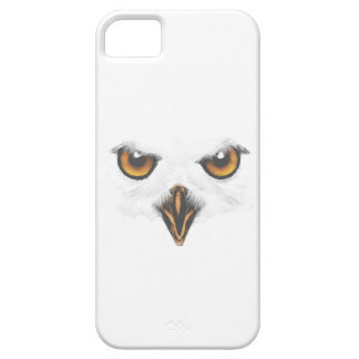 White Owl iPhone 5 Case