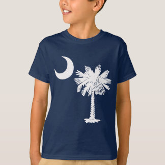 White Palmetto Kids T-Shirt