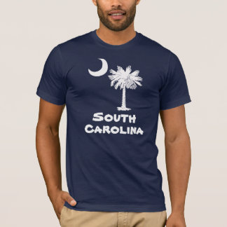 White Palmetto South Carolina T-Shirt