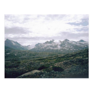 White Pass, Alaska Postcard