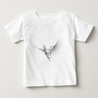 White Pegasus Baby T-Shirt