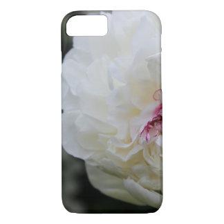 White Peony iPhone 7 Case