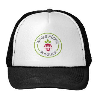 White Picket Produce Apparel Cap