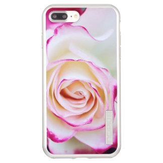 White Pink Rose Case