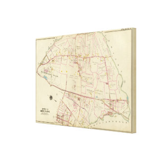 White Plains, New York Stretched Canvas Prints