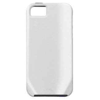 White plastic bottle for shampoo iPhone 5 case
