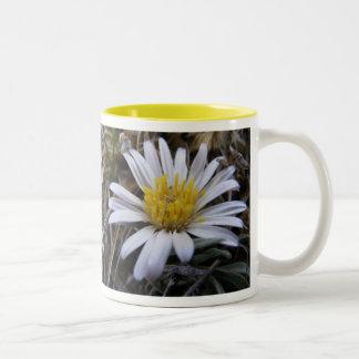 White Prairie Wildflower Coffee Mug