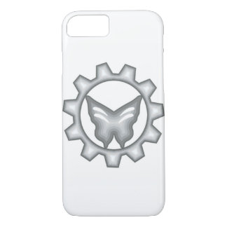 White Project Logo Phone Case