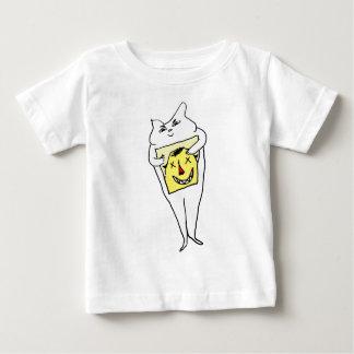 White Rabbit Baby T-Shirt