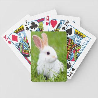 White Rabbit Poker Deck