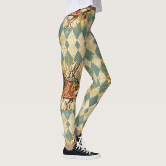 White Rabbit Vintage Leggings