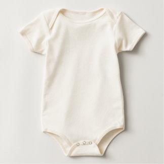 White Rainbow Wings Baby Bodysuit