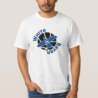 White Raver Tshirt