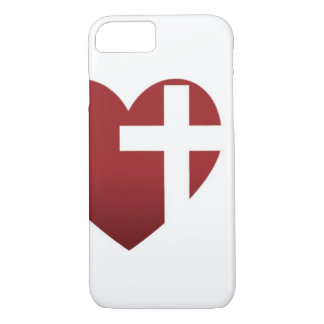 White Rescue Church iPhone 7 case