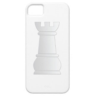 White rock chess piece iPhone 5 cases