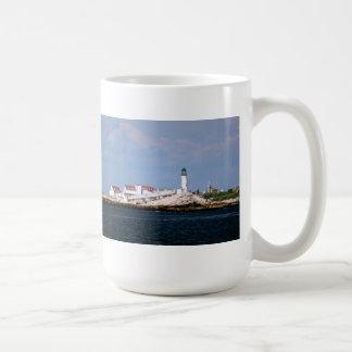 White Rock Lighthouse Coffee Mug
