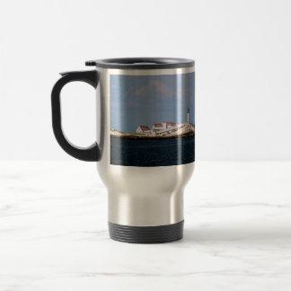 White Rock Lighthouse Coffee Mugs