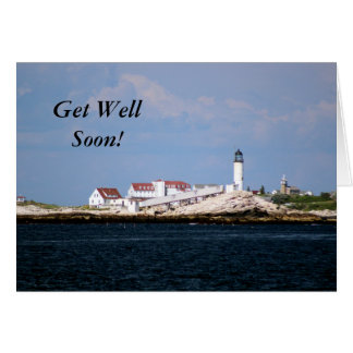 White Rock Lighthouse Greeting Cards