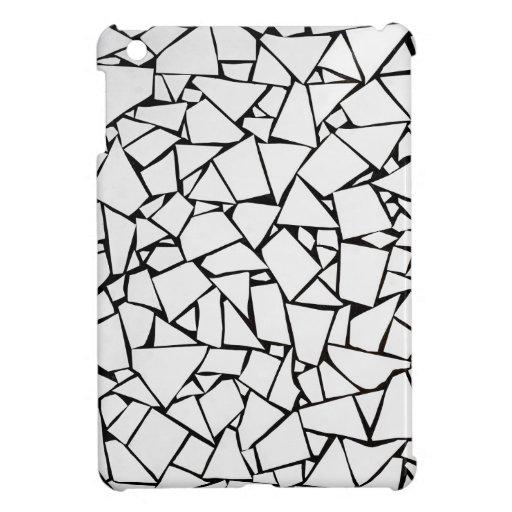 White Rock Stone Case iPad Mini Cases
