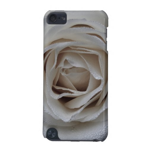 White rose iPod touch (5th generation) case