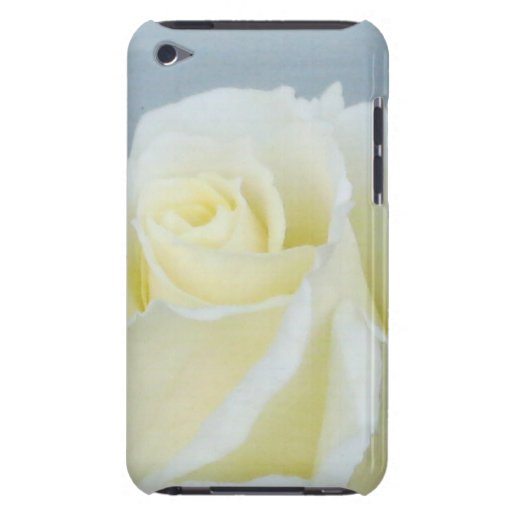 White Rose (Eye of the Rose) iPod Touch Case-Mate Case