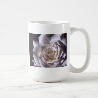 White Rose Masterpiece Basic White Mug