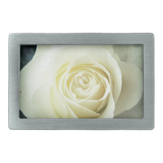 White Rose Mug Belt Buckle