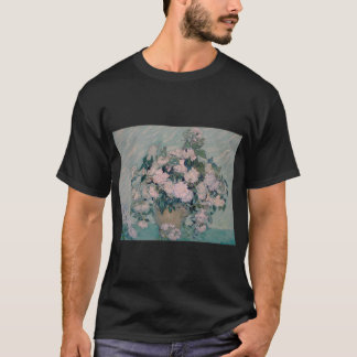 white roses 1890 vincent van gogh  title white ros T-Shirt