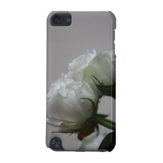 White roses iPod touch 5G cases