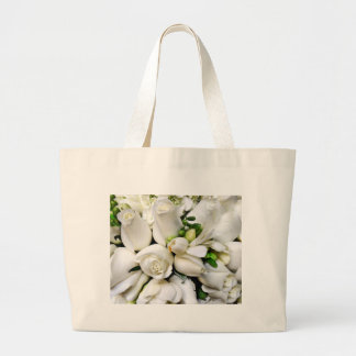 White Roses,for any occasion_ Large Tote Bag