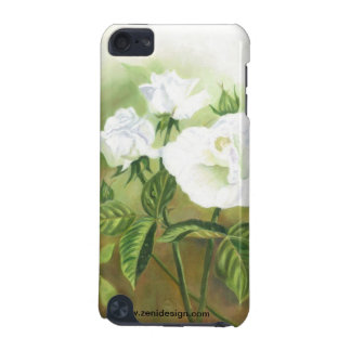 """WHITE ROSES"" iPod Case iPod Touch 5G Covers"