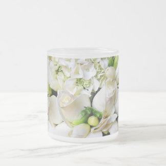 White Roses,Roses of Love_ Coffee Mug