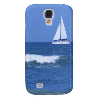 White Sailboat Photograph Samsung Galaxy S4 Cover